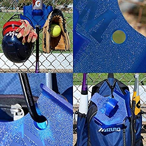 Amazon.com : Dugout Organizer the DOM - Navy Blue : Softball Equipment : Sports & Outdoors