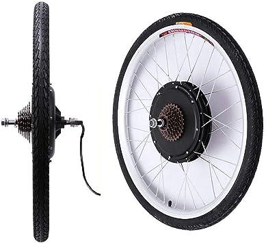 ROMYIX - Kit de conversión para Bicicleta eléctrica (36 V, 800 W, 26