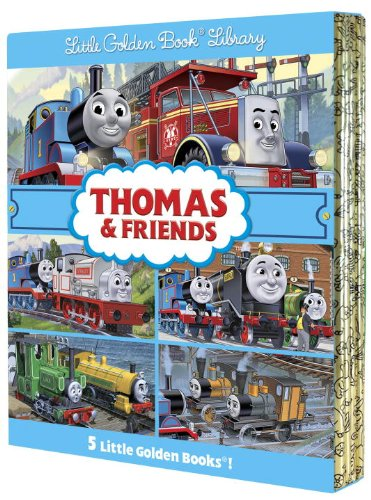 Price comparison product image Thomas & Friends Little Golden Book Library (Thomas & Friends)