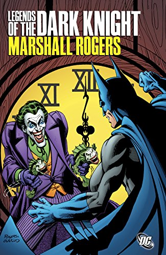 Legends of the Dark Knight: Marshall Rodgers (Detective Comics ()
