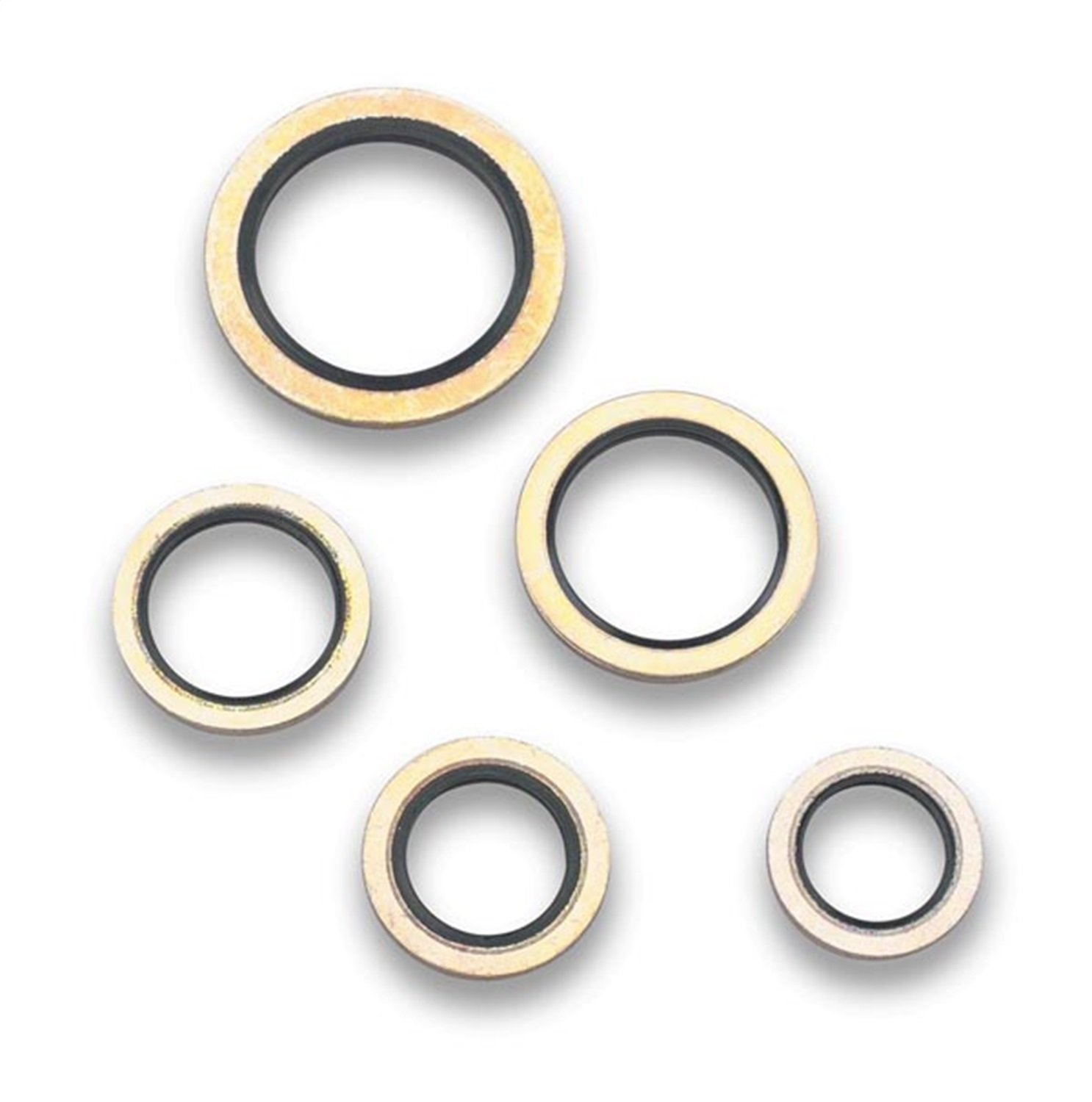 Earls 178105ERL Dowty Seal 5//16 O-Ring, Pack of 2