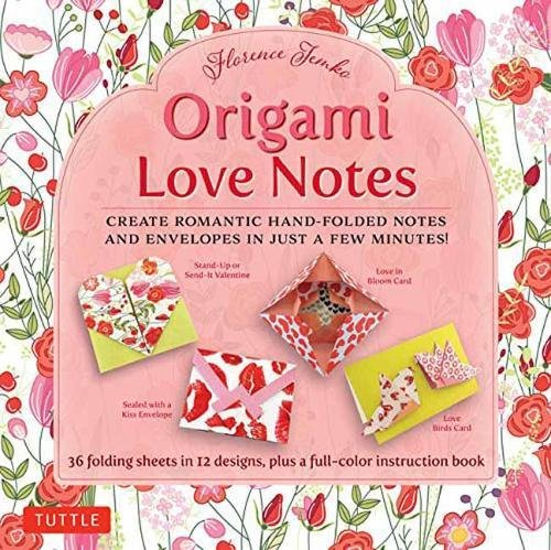 Origami Heart Card - 2