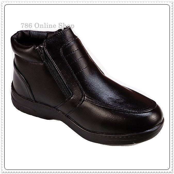 Magnus Herren Schuhe Boots Winterschuhe (203D) Winterstiefel Stiefel Schuhe Größe 40 46