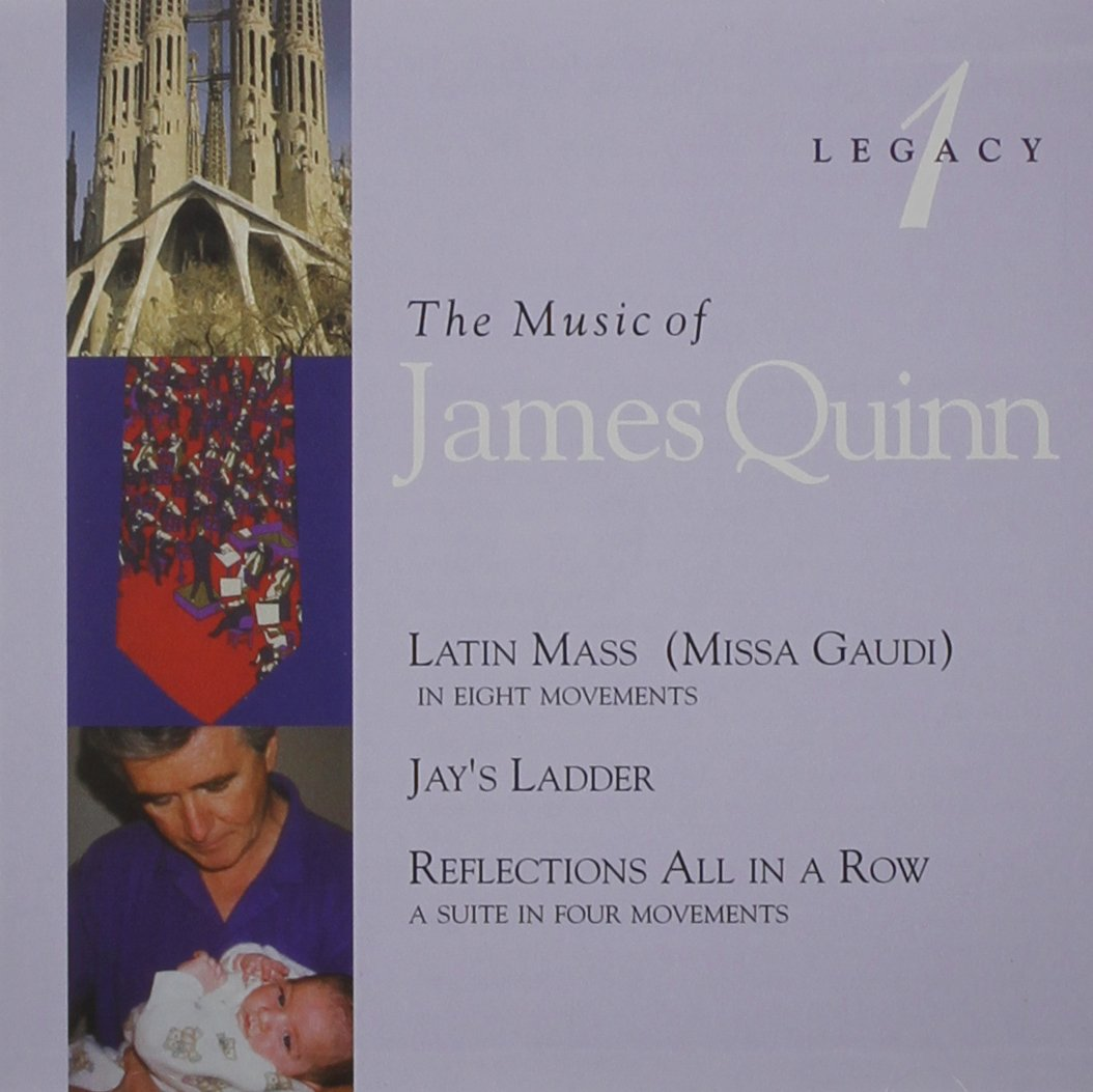 Legacy 1: The Music of James Quinn