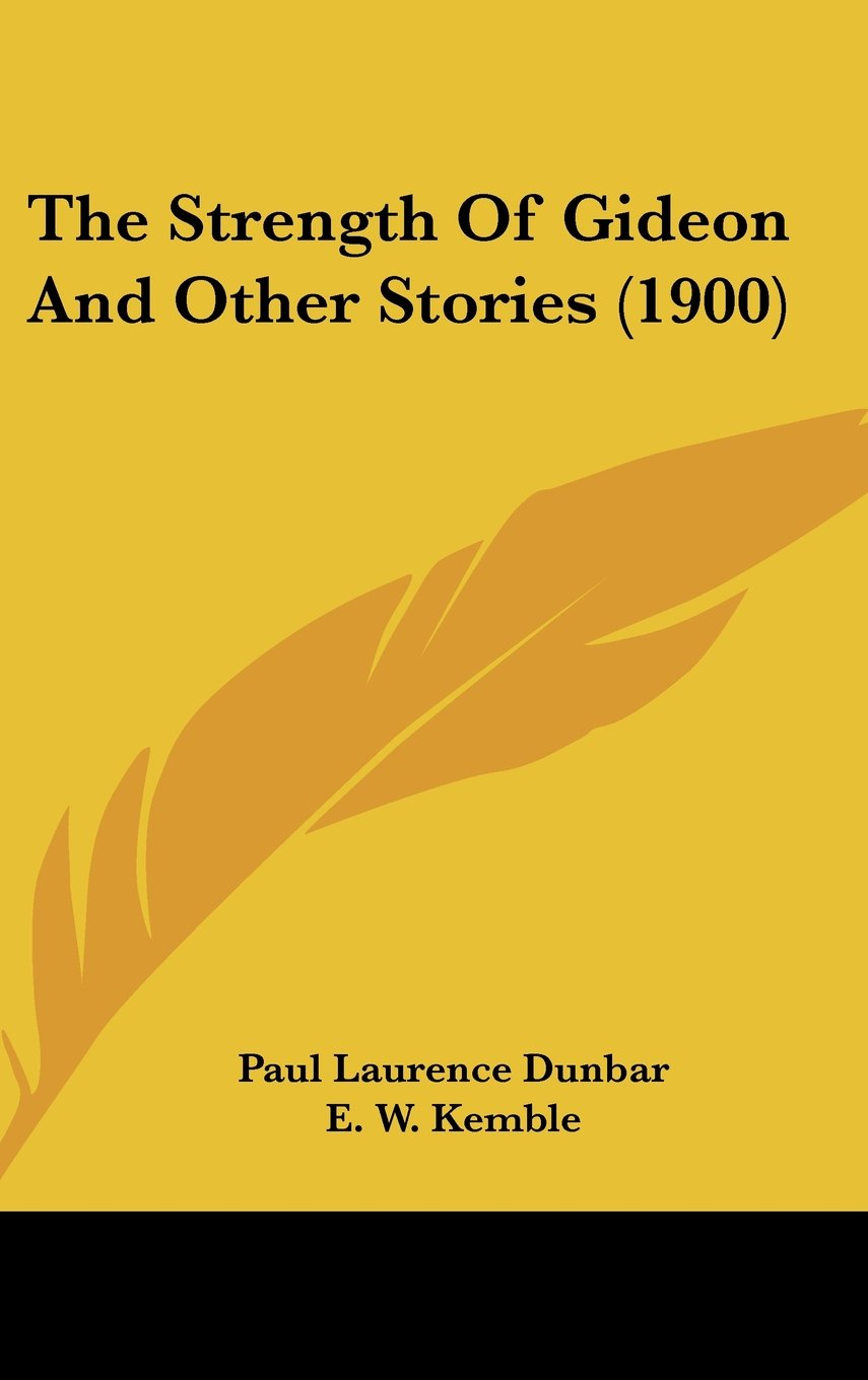 Download The Strength Of Gideon And Other Stories (1900) pdf