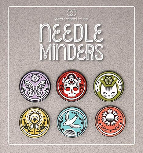 (Needle Minder for Embroidery and Cross Stitch)
