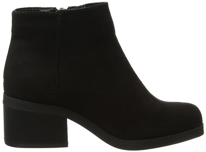 New Look Mädchen Buzz Chelsea Boots, Schwarz (Black 1), 36 EU