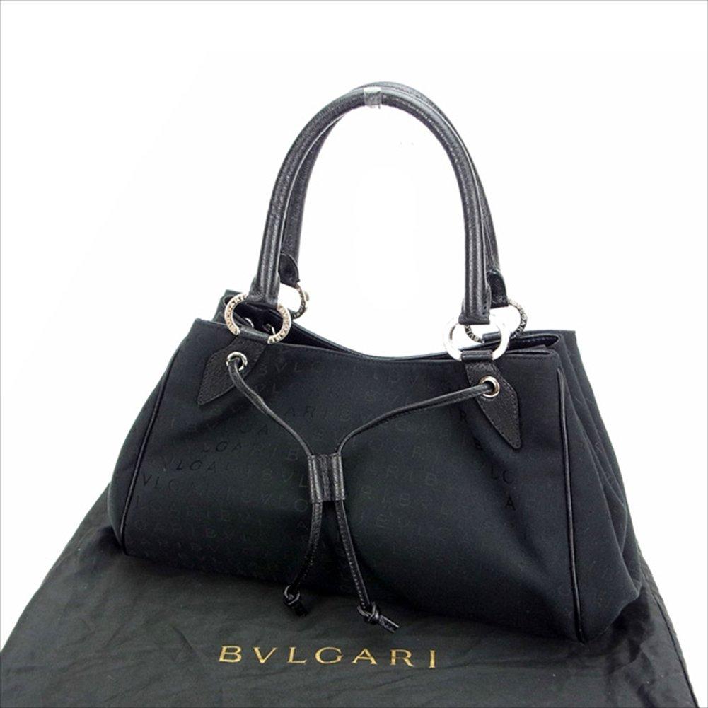 ブルガリ BVLGARI ハンドバッグ ロゴマニア 中古 人気 美品 Y746 B0772T6BXM