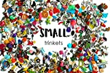 Small Mixed I Spy trinkets by TomToy for I spy bag/ bottle, Children crafts, Language games, no doubles, 1-3cm, Set of 20/50/100/...500 (50 trinkets)