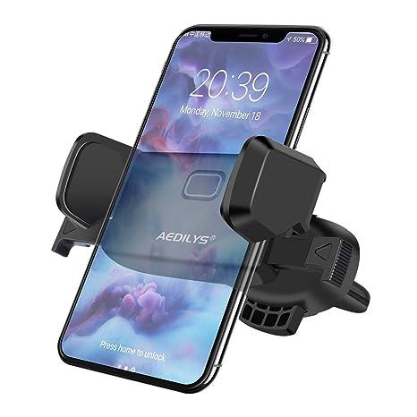 Amazon.com: Soporte de teléfono móvil para coche, rotación ...