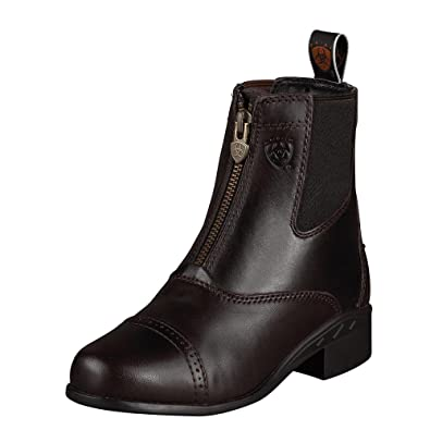 Amazon.com | Ariat Girls Devon III Zip Paddock | Equestrian Sport ...