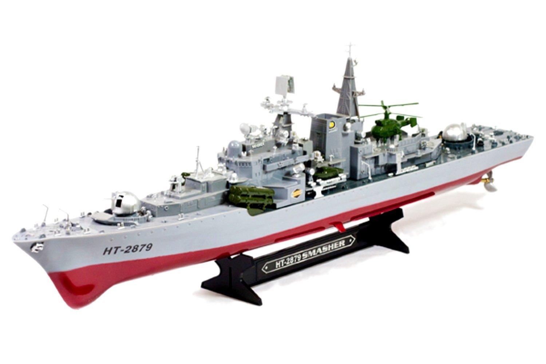 Smasher Destroyer 31'' RC HT-2879 War Ship