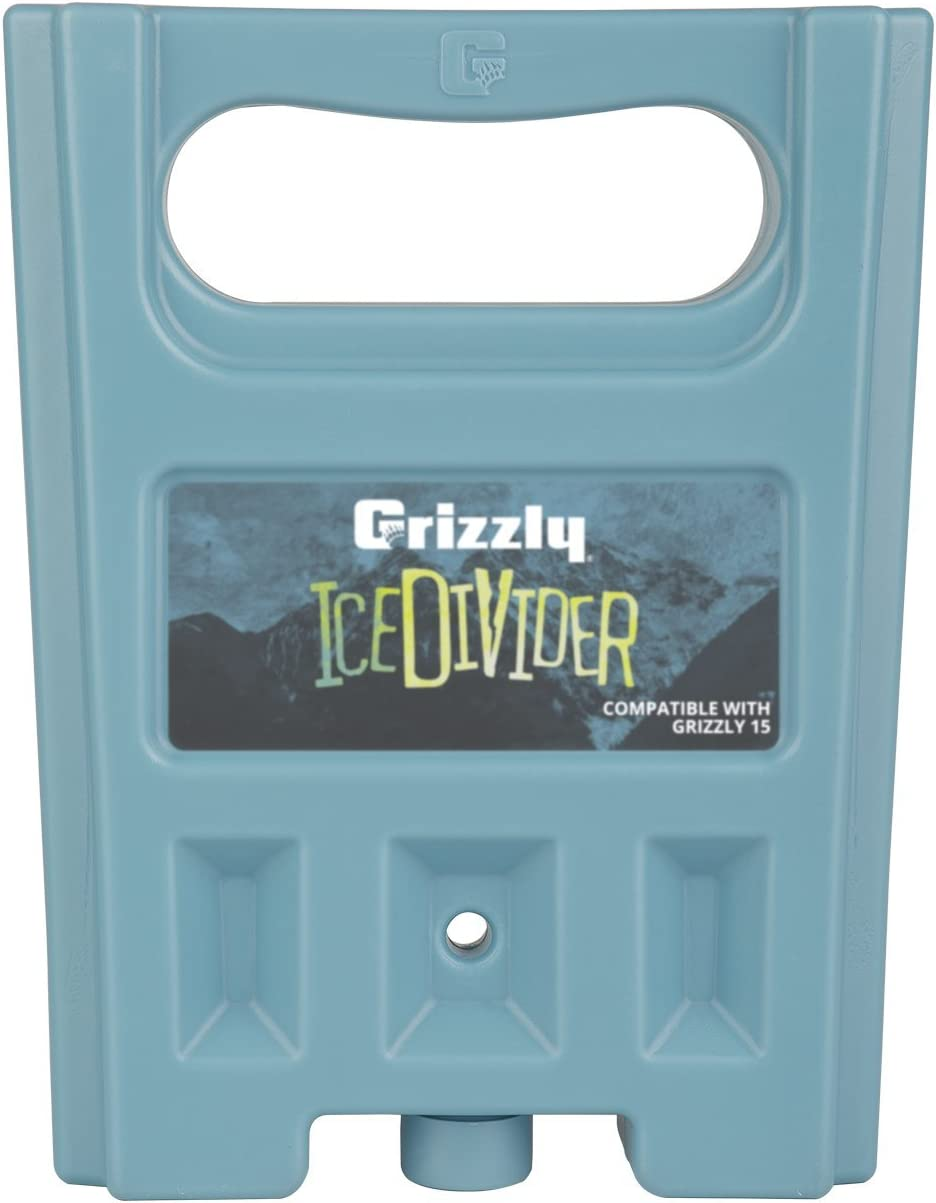 Grizzly IceDivider Ice Pack Cooler Divider, 2 lb