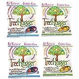 Tree Hugger Bubble Gum - Variety Pack - 2 pack (4 bags)