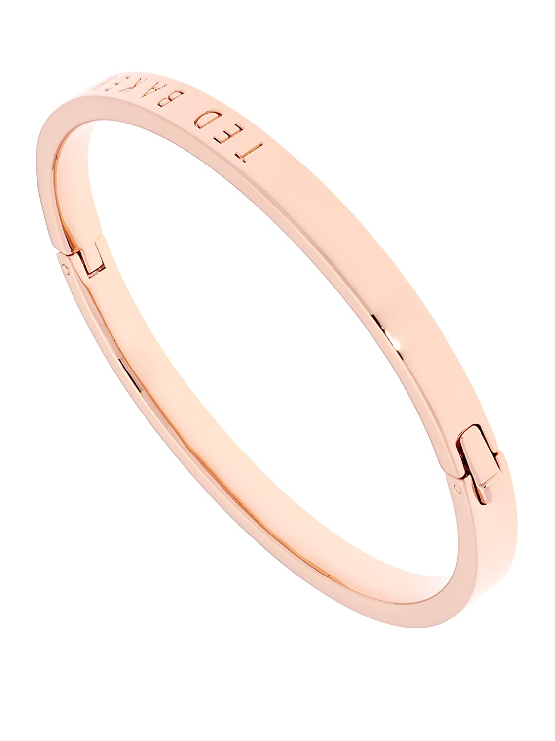 ad56fa889 Ted Baker Clemina Hinged Bangle, Rose Gold