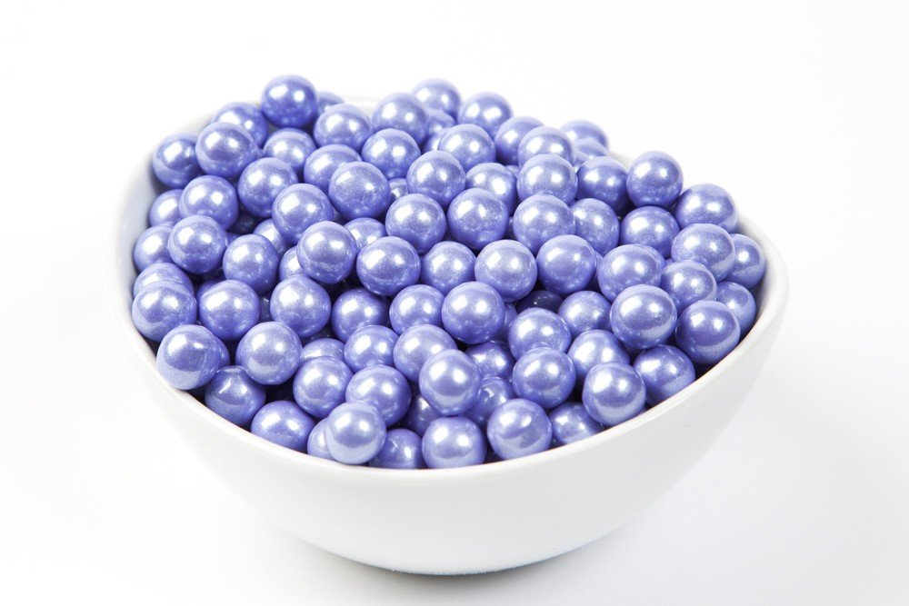 Pearl Lavender Sixlets (10 Pound Case)