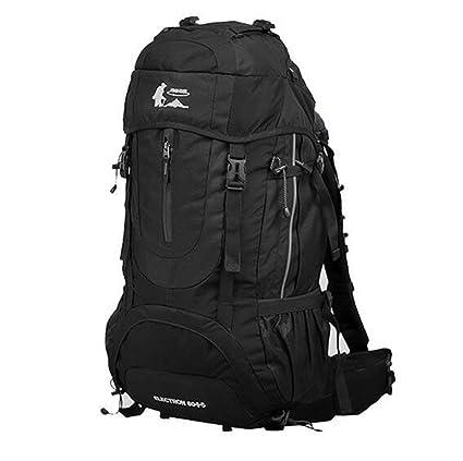 mochilas montaña Mochila al aire libre 60L del alpinismo mochila de viaje bolsa de viaje Mochila