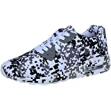 Baskets Camouflage Homme,Overdose Mode Running Training Chaussures à Lacets en Maille Respirante Sport Shoes Casual Flat