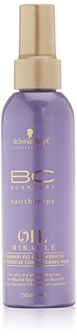 2 opinioni per Spray Bonacure Restorating conditioning Milk Barbary Fig Oil- 150 ml -