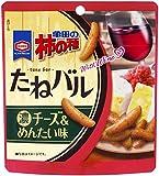 亀田製菓 たねバルめんたいチーズ味 50g×12袋