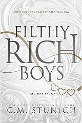 Filthy Rich Boys: A High School Bully Romance (Rich Boys of Burberry Prep Book 1) Kindle Edition