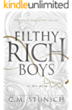 Filthy Rich Boys: A High School Bully Romance (Rich Boys of Burberry Prep Book 1)