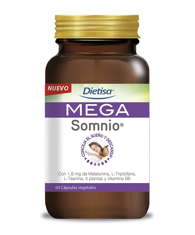 Dietisa Mega - 100 gr: Amazon.es: Salud y cuidado personal