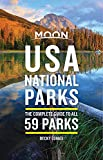 Moon USA National Parks: The Complete Guide to All 59 Parks (Travel Guide): more info