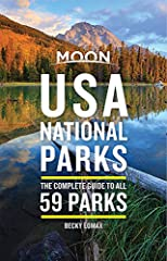 They've been dubbed America's best idea for a reason: get inspired, get outdoors, and discover the wild beauty of the United States with Moon USA National Parks. Inside you'll find:Coverage of all 59 national parks, from the misty mountains o...