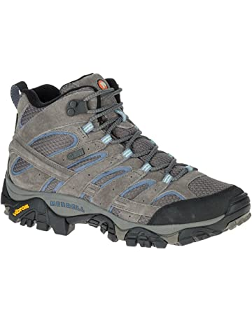 fa11f65afbb9e Merrell Women's Moab 2 Mid Waterproof Hiking Boot
