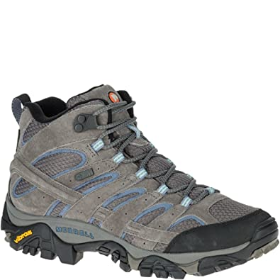 df5683cee5626 Merrell Women's Moab 2 Mid Waterproof Hiking Boot