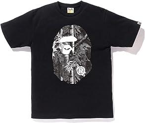 024091ae4 Bape by Bathing Ape Mens Camo Mens Tee Shirt Authentic