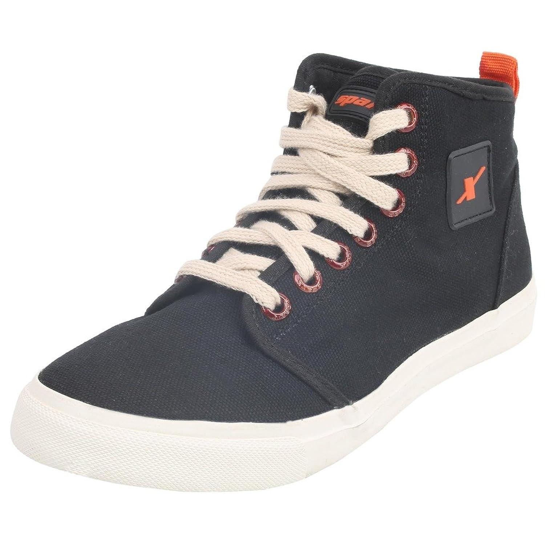 Sparx Mens Sneakers Black