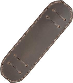 Made in Germany Schulterpolster - Riemenpolster - Gurtpolster passend für alle Ledertaschen mit Einem 3cm Riemen von THIELEMANN