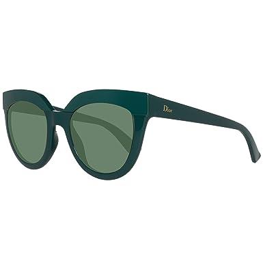 Christian Dior Mujer DIORSOFT1 85 NHJ Gafas de sol, Verde ...