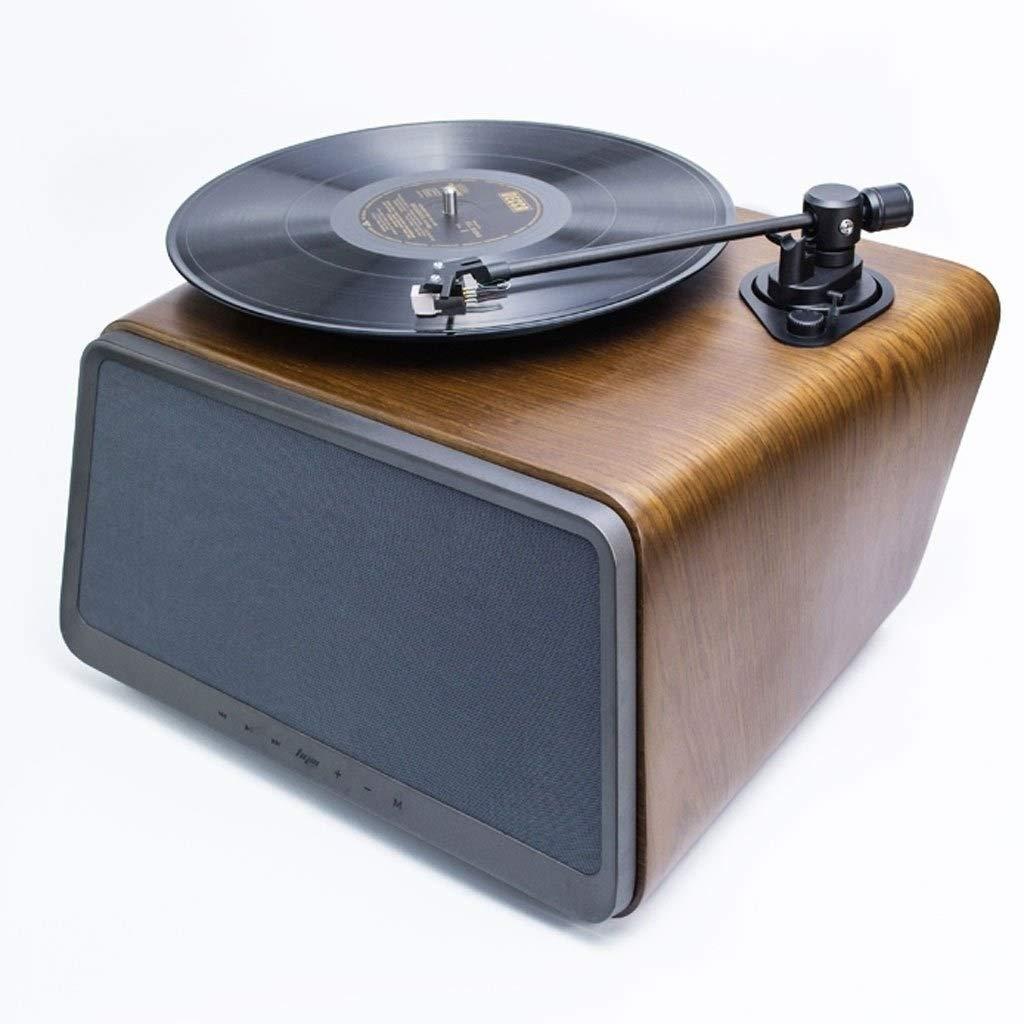XiaoZou Giradiscos portátil Música Disco Reproductor de ...
