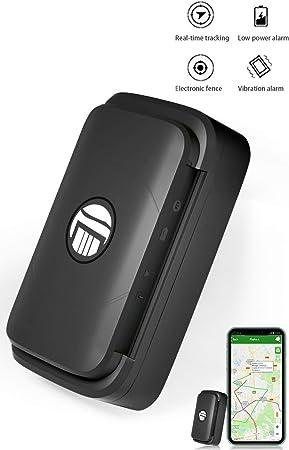 Likorlove - Rastreador GPS de 3 meses en tiempo real para coche ...