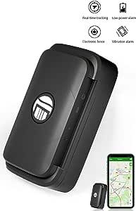 Likorlove - Rastreador GPS de 3 Meses en Tiempo Real para Coche con imán Fuerte para vehículo, Coche, camión, posicionamiento en Tiempo Real, Dispositivo de Seguimiento antirrobo: Amazon.es: Electrónica