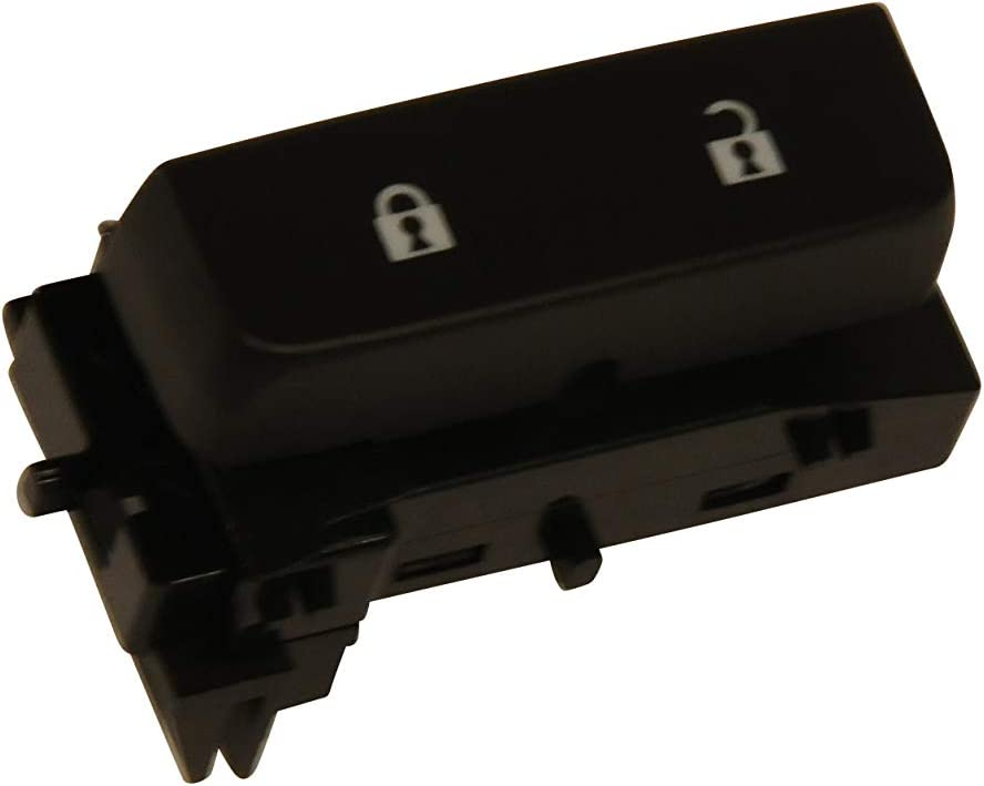 ACDelco 10315842 GM Original Equipment Ebony Door Lock Switch