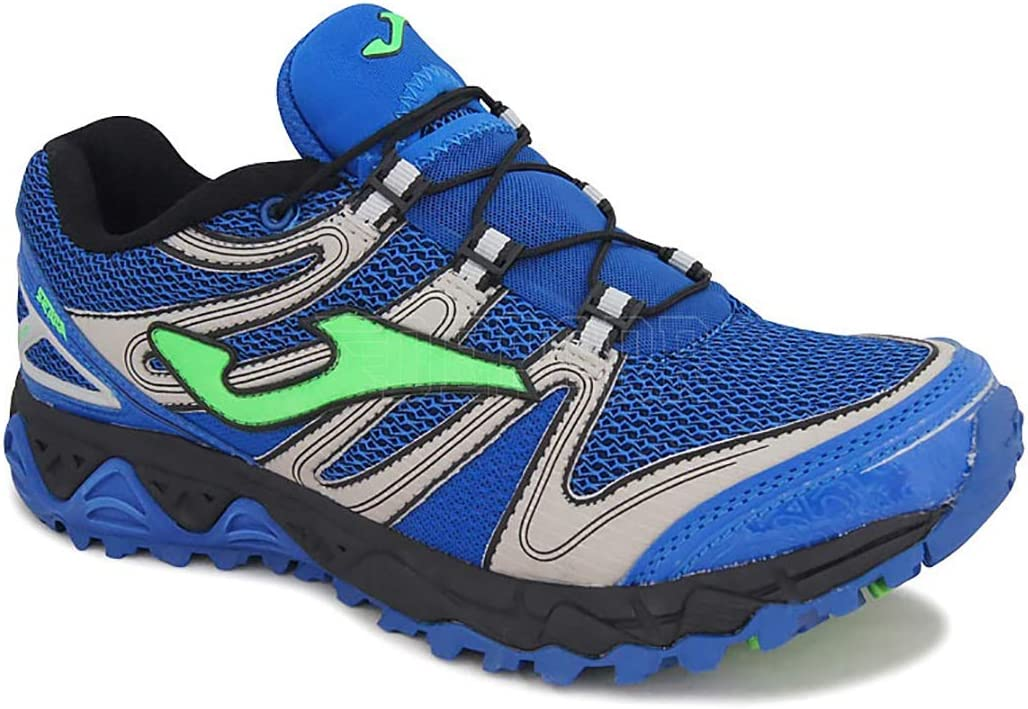 Joma - Zapatillas de Trail Running Sierra, Hombre, 504-Royal ...