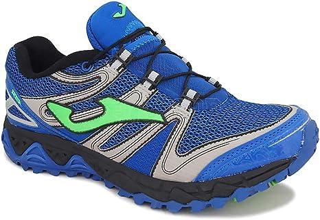 Joma - Zapatillas de Trail Running Sierra, Hombre, 504-Royal: Amazon.es: Deportes y aire libre