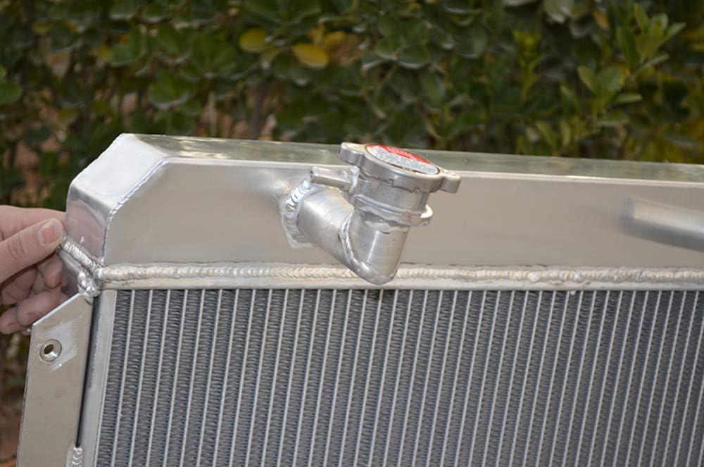 56MM ALUMINUM ALLOY RADIATOR MGA 1500//1600//1622//DE-LUXE MT 1955-1962 61 60