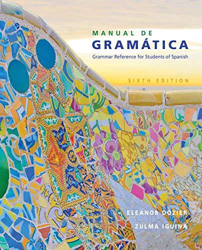 Where to find manual de gramatica 6th edition?