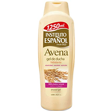 GEL INST ESPAQOL 1250 ML AVENA