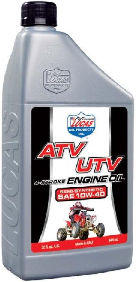 Lucas Oil 10720 Engine Oil - 1 Quart