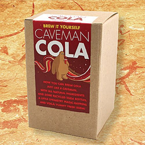 Copernicus Toys Brew Your Own Cola & Root Beer Combo Pack Bundle - Two Soda Kits in One!
