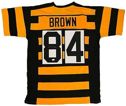 antonio brown bumblebee jersey
