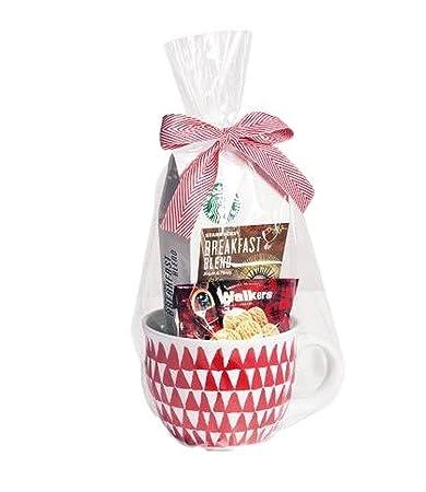 Amazon Com Red Coffee Mug Starbucks Holiday Gift Set