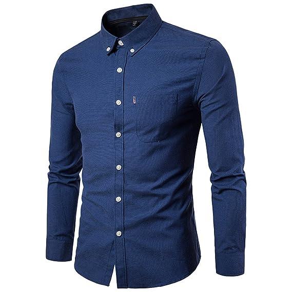 Rawdah_Camisas De Hombre Manga Larga Camisas De Hombre De Vestir Camisas De Hombre Blancas Camisas De Hombre Talla Grande Camisas Hombre Slim Camisas ...