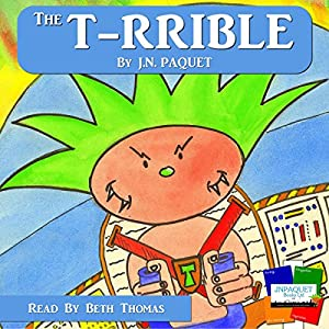 The T-RRIBLE (Volume 1) Audiobook
